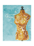 Dressmakers Assistant II Premium Giclee Print