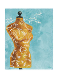 Dressmakers Assistant I Premium Giclee Print