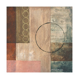 Circles in the Abstract II Prints by Michael Marcon