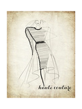 Couture Concepts II Premium Giclee Print by Nicholas Biscardi