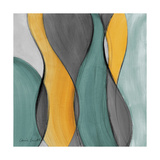 Coalescence in Gray I Giclee Print by Lanie Loreth