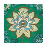 Persian Emerald II Premium Giclee Print by Lanie Loreth