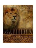 Elegant Safari IV Giclee Print by Patricia Pinto