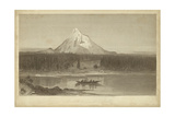 Mount Hood from Columbia Prints by R. Hinshelwood