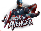 The Avengers: Age of Ultron - Captain America - The First Avenger Wall Sign