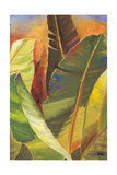 Through the Leaves II Giclée-Premiumdruck von Patricia Pinto
