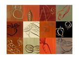 Smorgasbord Posters par Lanie Loreth