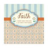 Faith Premium Giclee Print by Andi Metz