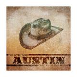 Austin Premium Giclee Print