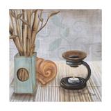Zen Bath I Premium Giclee Print by  Hakimipour-ritter