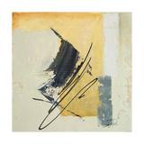 The Sign of Gold II Giclée-Premiumdruck von Patricia Quintero-Pinto