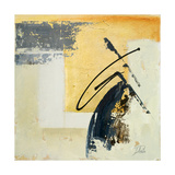 The Sign of Gold I Premium Giclee Print by Patricia Quintero-Pinto