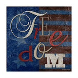 Freedom Premium Giclee Print by  Kingsley