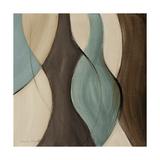 Coalescence in Bleu II Giclee Print by Lanie Loreth