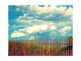 Delray Beach Premium Giclee Print by Lisa Hill Saghini