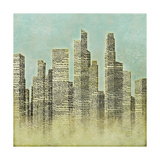 The City I Premium Giclee Print