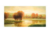 Natures Glow II Premium Giclee Print by Michael Marcon