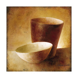 Two Bowls Giclee Print by Lanie Loreth