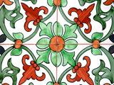 Spanish Tiles II Photographic Print by Jairo Rodriguez
