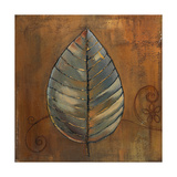 New Leaf III (Copper) Giclee Print by Patricia Pinto