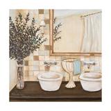 Zen Bath I Prints by  Hakimipour-ritter