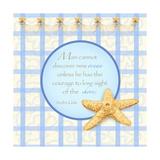 Starfish I Premium Giclee Print by Andi Metz