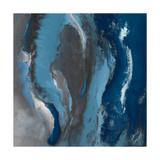 Blue Ocean Dance II Premium Giclee Print by Lanie Loreth