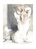 Sketched Waking Woman I Prints by Lanie Loreth