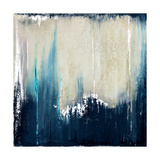 Blue Illusion I Giclée-Druck von Patricia Pinto