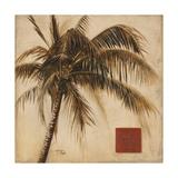 Sepia Palm I Premium Giclee Print by Patricia Quintero-Pinto