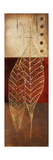 Fossil Leaves I Premium Giclee Print by Patricia Quintero-Pinto