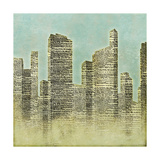 The City II Premium Giclee Print