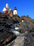Pemaquid Point I Photographic Print by Jason Veilleux
