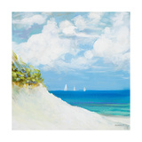 Seaside I Giclee Print by Dan Meneely