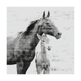 Mother and Child Giclee Print by Carol Walker