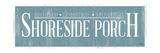 Shoreside Porch Premium Giclee Print by Elizabeth Medley