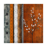 Willow Stems II Premium Giclee Print by Michael Marcon