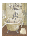 Guest Bathroom I Prints by Elizabeth Medley