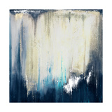 Blue Illusion II Giclee Print by Patricia Pinto