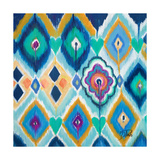 New Ikats I Premium Giclee Print by Patricia Quintero-Pinto