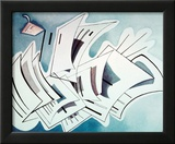 Slight Tension, 1935 Framed Giclee Print by Wassily Kandinsky