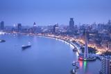 The Bund, Shanghai, China Photographic Print by Jon Arnold