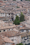 View of Gubbio, Umbria, Italy Photographic Print by Ian Trower