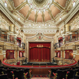 Europe, Scotland, Glasgow, Kings Theatre Photographic Print by Mark Sykes