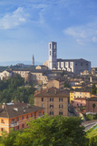 San Domenico Church, Perugia, Umbria, Italy Photographic Print by Ian Trower