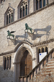 Palazzo Dei Priori, Perugia, Umbria, Italy Photographic Print by Ian Trower