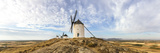 Spain, Castile–La Mancha, Consuegra. Famous Windmills Photographic Print by Matteo Colombo
