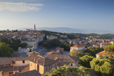 View over Perugia, Umbria, Italy Photographic Print by Ian Trower