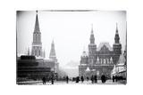 Roter Platz, Moskau, Russland Fotografie-Druck von Nadia Isakova
