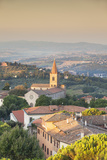 Church of Santa Giuliana at Dawn, Perugia, Umbria, Italy Photographic Print by Ian Trower